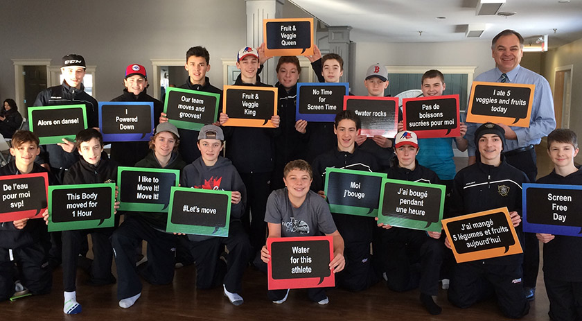 Northern Knights Bantam AAA