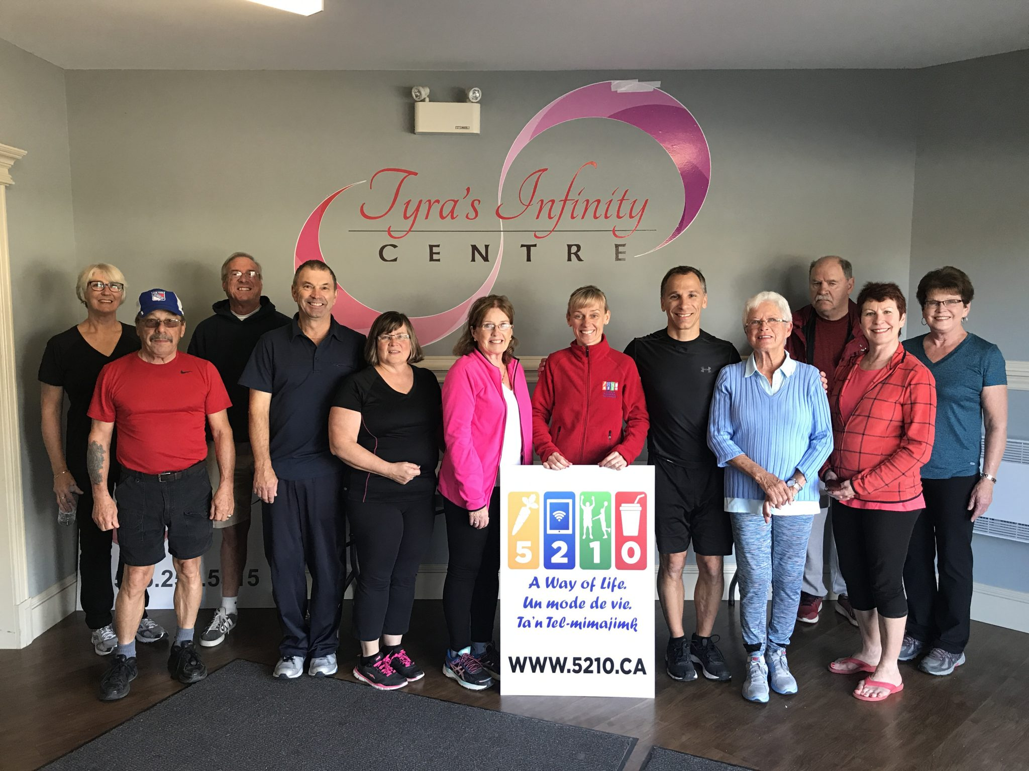 5210 Walk & Tone fitness classes