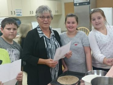 North and South Esk Elementary Chefs! Program