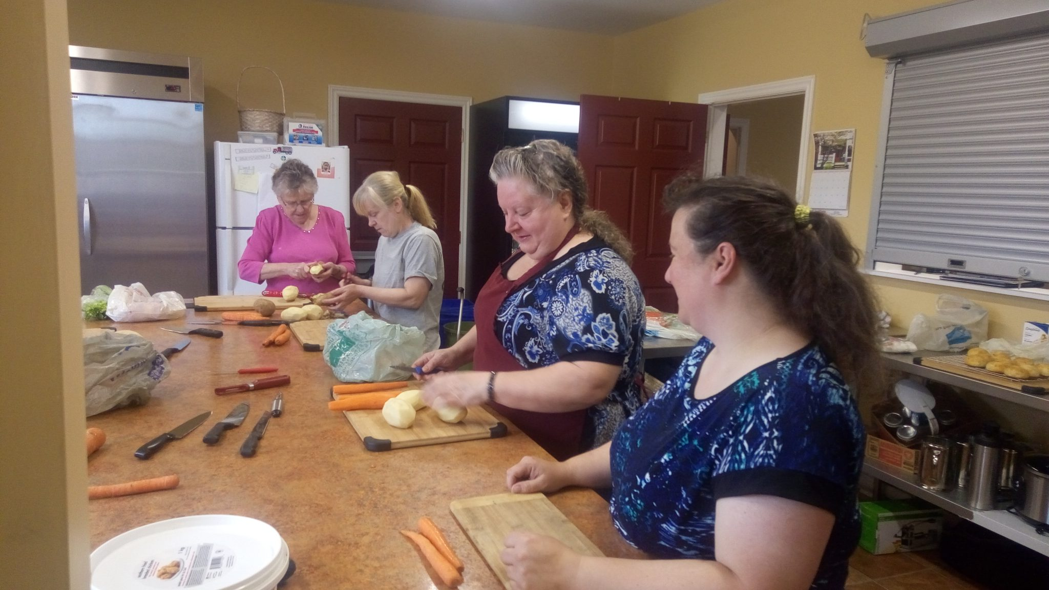 Cooking Classes at the GBRC